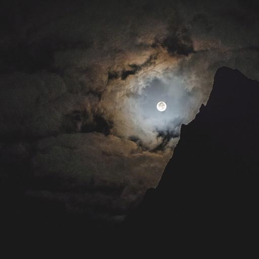 השכמה מוקדמת לאור ירח מלא