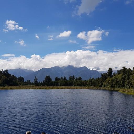 נקודת ההשתקפות, הר קוק וטזמן עם הראש בעננים עושים לנו דווקא