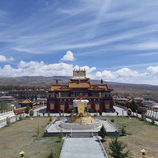 Stupa park