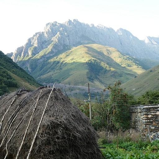 הנוף מהכפר