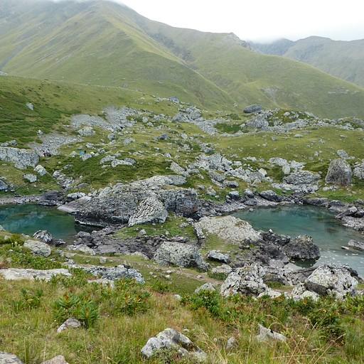 האגמים הירוקים