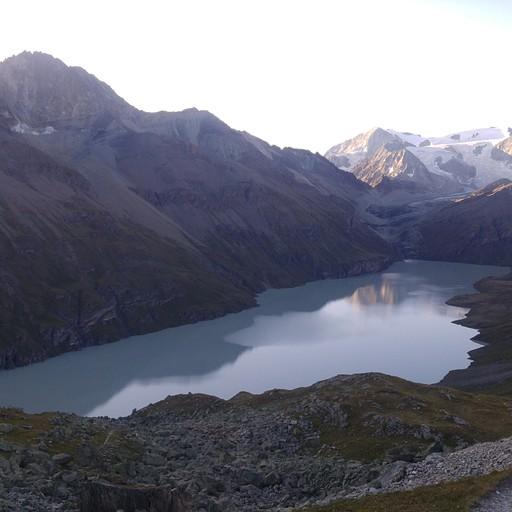 אגם Dix