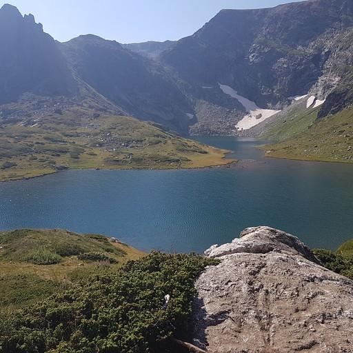 שבעת האגמים
