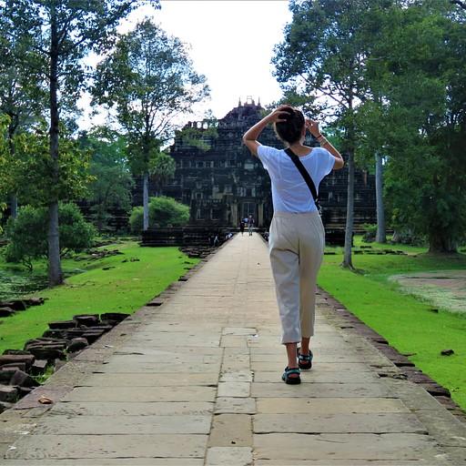 מקדש מול האנגקור תום