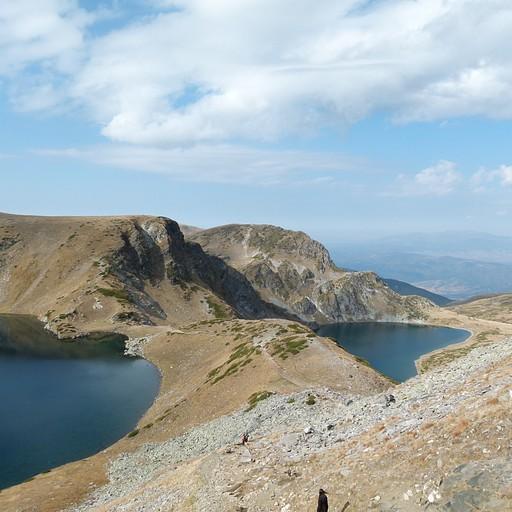 האגמים העליונים כבר לא ירוקים