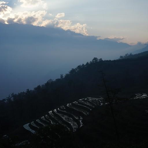הנוף מהבית שלה