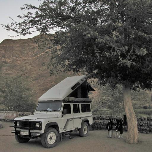 ככה מטיילים בנמיביה!