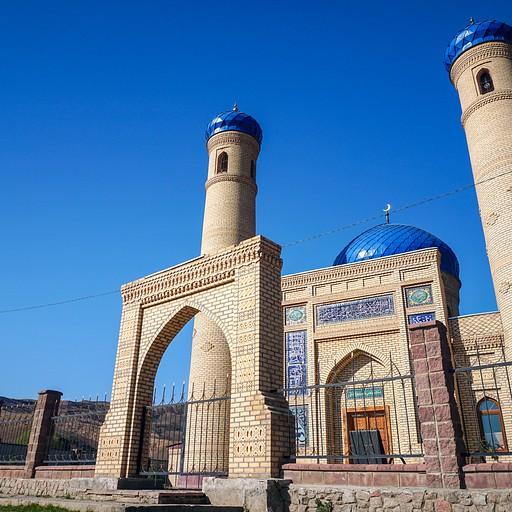 המסגד של סאטי