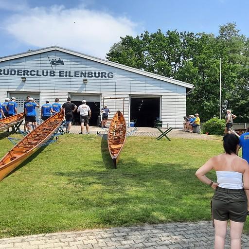 תמונה של המועדון שייט מכיוון הנהר שבו עשינו את הקמפינג (התמונה לקוחה מאתר המועדון)