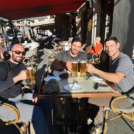 בירה של מנצחים בחזרה במסטיה