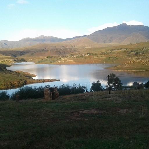 הנוף מהמקום של מוסולה