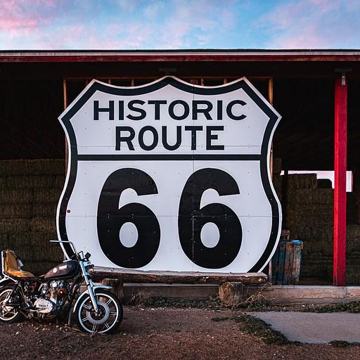 כביש 66 ההיסטורי