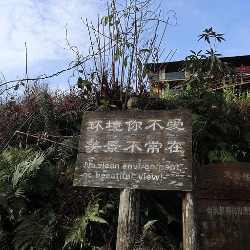 חשוב לשמור על הטבע, גם בסין