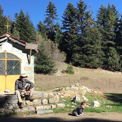 הכנסיה הקטנה ביער