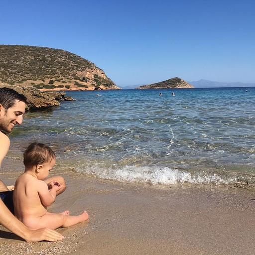 זה לא חלק מהטרק! מומלץ בסוף הטרק לנסוע חזרה לכיוון אתונה ולעצור בדרך באיזה כפר על הים.