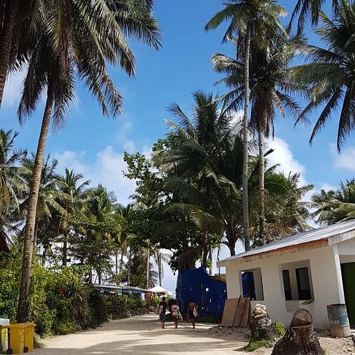 Cloud 9 Beach- חוף הגולשים המפורסם