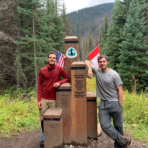 מעבר הגבול לקנדה