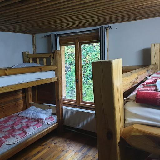 חדר שיתופי בביקתה