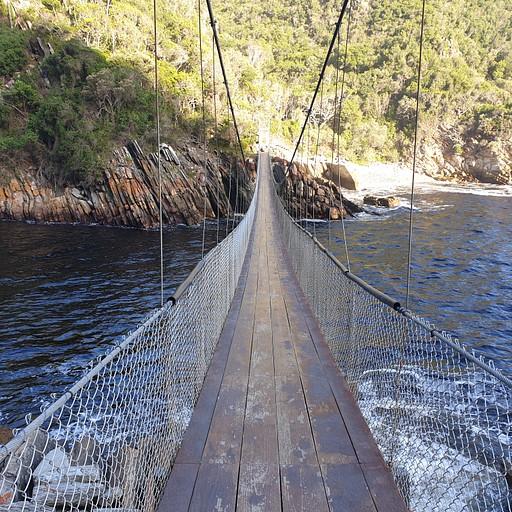 הגשר בסטורמסריבר ציציקמה