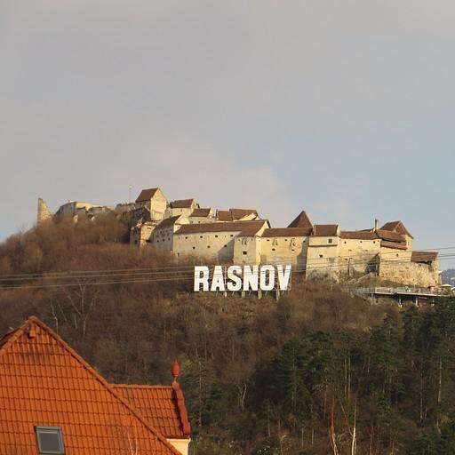 המבצר העתיק של ראשנוב