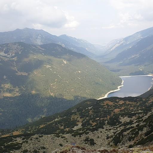 מקור המים המרכזי של סופיה בהרי רילה