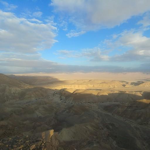 הנוף מעל עין קטורה